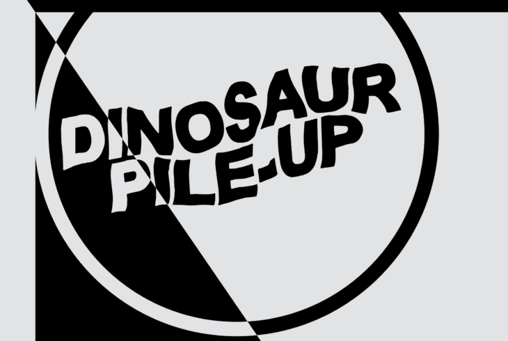 DINOSAUR PILE-UP - Germany February 2018