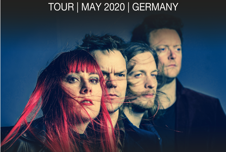 PRISTINE - Tour May 2020 Germany